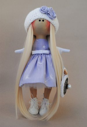 Кукла ручной работы Ангел