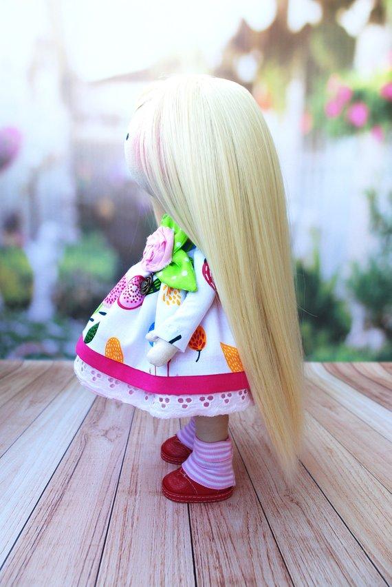 Кукла ручной работы Hand Made