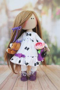 Подарочная кукла HandMade