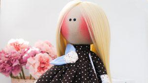 Кукла Handmade
